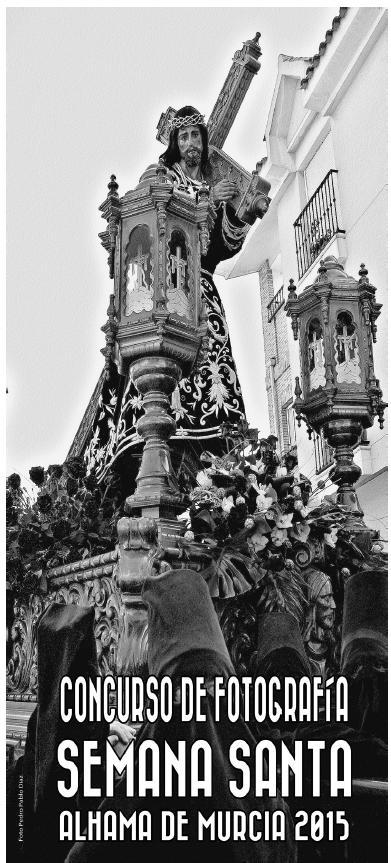 Portada Concurso fotografia semana santa alhama 2015