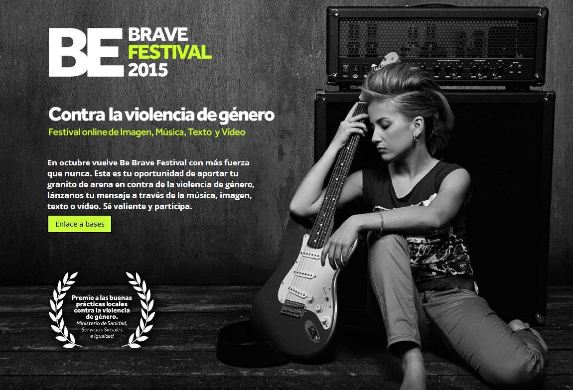 BeBrave Festival 2015