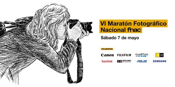 6 maraton fotografico fnac
