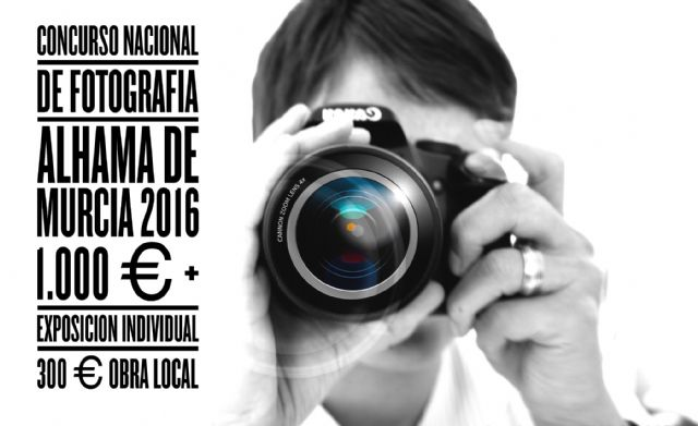 concurso nacional de fotografia alhama de murca2016